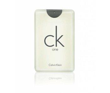 Calvin Klein CK One Travel