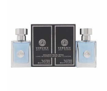 Versace pour Homme Giftset edt spray 30ml edt spray 30ml