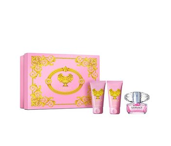 Versace Bright Crystal Gift Set 50 ml, body lotion Bright Crystal 50 ml and Shower Gel 50 ml Bright Crystal FREE