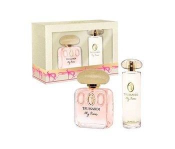 Trussardi Parfums My Name Giftset 50 ml a t?lový olej My Name 100 ml