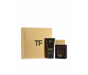 Tom Ford Noir Extreme Gift Set 50 ml a After Shave Balsam Noir Extreme 75 ml
