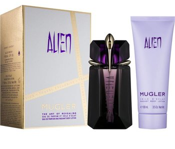 Thierry Mugler Alien big gift set 60 ml and Body Lotion 100 ml Alien