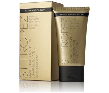 St.Tropez Gradual Tan Plus Luminous Veil