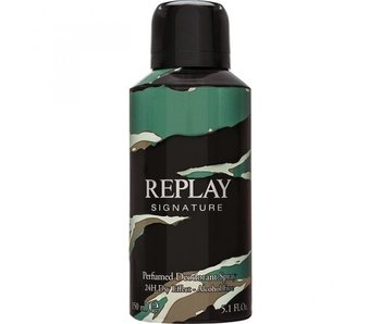 Replay Signature Man Deo