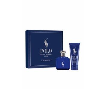 Ralph Lauren Polo Blue Gift Set 75 ml a Shower gel Polo Blue 100 ml