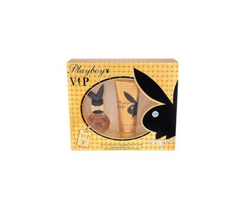 Playboy VIP for Women Giftset 30 ml a Body Lotion VIP for Women 75 ml