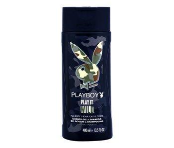 Playboy Play It Wild For Him Shower Gel