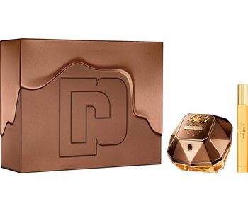 Paco Rabanne Lady Million Privé Gift Set 50 ml a Mini'se Lady Million Privé 10 ml