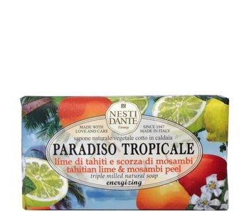 Nesti Dante Paradiso Tropicale Tahitian Lime & Mosambi Peel