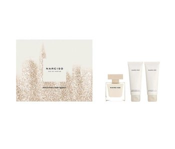 Narciso Rodriguez Narciso Gift Set 50 ml, Body Lotion Narciso 75 ml and Shower Cream Narciso 75 ml