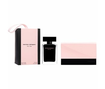 Narciso Rodriguez For Her Gift Set Edt Spray 50ml Mini Pouch