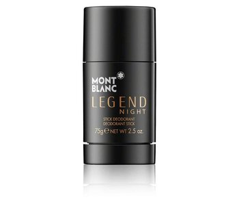 Mont Blanc Legend Night Deostick