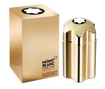 Mont Blanc Emblem Absolu
