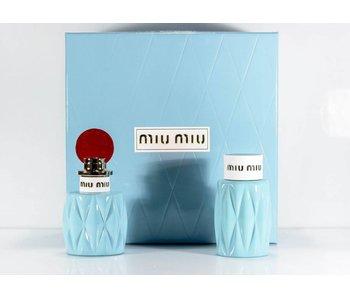 Miu Miu SET Woman Edp 50Ml + Body Lotion 100Ml