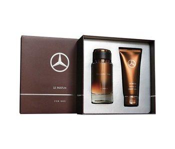 Mercedes-Benz Le Parfum Gift Set 120 ml a Shower gel Le Parfum 100 ml