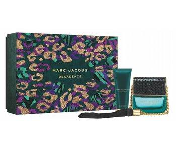 Marc Jacobs Decadence Gift Set Edp Spray 50ml Body Lotion 75ml