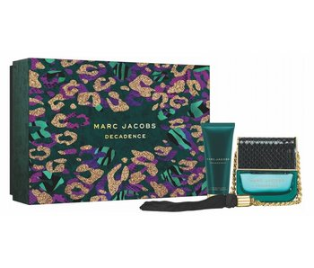 Marc Jacobs Decadence Giftset Edp Spray 50ml Body Lotion 75ml