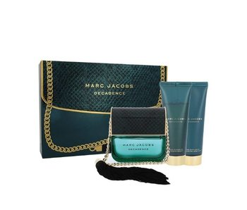 Marc Jacobs Decadence Gift Set 100 ml, Body Lotion Decadence 75 ml and Shower Gel Decadence 75 ml