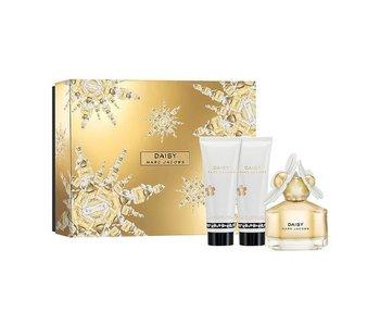 Marc Jacobs Daisy Gift Set edt spray 50ml body lotion 75ml shower gel 75ml
