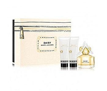 Marc Jacobs Daisy Gift Set 50 ml, body lotion 75 ml Daisy and Daisy Shower Gel 75 ml