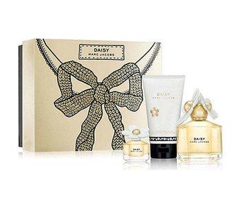 Marc Jacobs Daisy Gift Set 100ml, Daisy body lotion 150 ml and Daisy 4 ml miniature