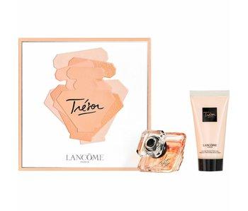 Lancôme Tresor Giftset Edp Spray 30ml Body Lotion 50ml