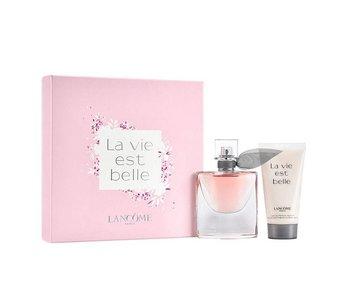 Lancôme La Vie est Belle Gift Set Edp Spray 30ml Body Lotion 50ml