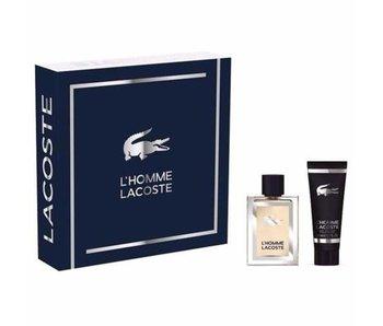 Lacoste L´Homme Lacoste Gift Set 50 ml a Shower gel L´Homme Lacoste 50 ml