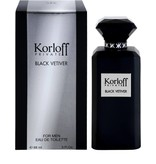Korloff Black Vetiver