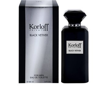 Korloff Black Vetiver