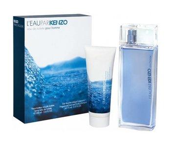 Kenzo Le Eau par Kenzo pour Homme Gift Set 100 ml shower gel and Eau par Kenzo Le 75 ml