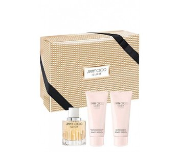 Jimmy Choo SET Illicit Edp 100Ml + Body Lotion 100Ml + Shower Gel 100Ml