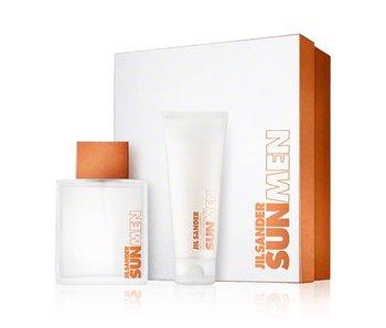 Jil Sander Sun Men Gift Set Edt Spray 75ml Shower Gel 75ml