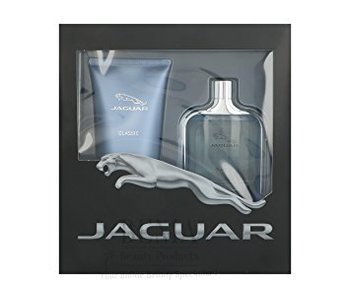 Jaguar Classic Gift Set Edt Spray 100ml Shower Gel 200ml