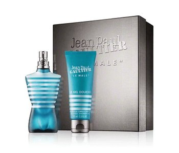J.P. Gaultier Le Male Giftset EDTS 125ML + SG75