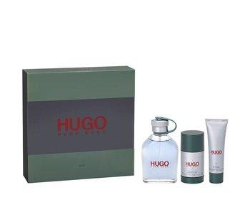 Hugo Boss Hugo Gift set 125 ml, shower gel Hugo 50 ml a deostick Hugo 75ml