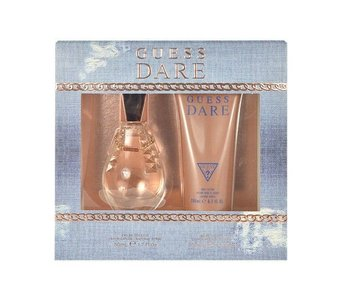 Guess Guess Dare Gift Set 50 ml and body lotion Guess Dare 200 ml