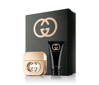 Gucci Guilty Pour Femme Giftset Edt Spray 50ml Body Lotion 100ml