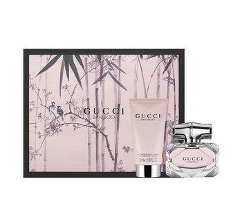 Gucci Bamboo Gift Set Edp Spray 30ml + Body Lotion 50ml