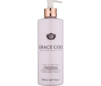 Grace Cole Boutique Hand Wash Warm Vanilla & Sandalwood
