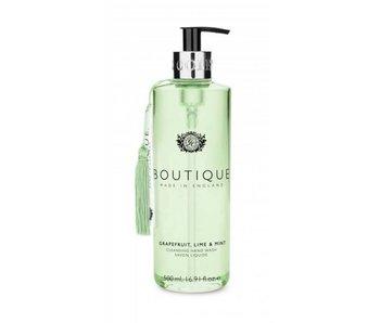 Grace Cole Boutique Hand Wash Myd?o Do R?k Grapefruit, Lime & Mint 500Ml