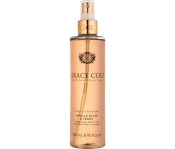 Grace Cole Boutique Body Mist Vanilla Blush & Peony