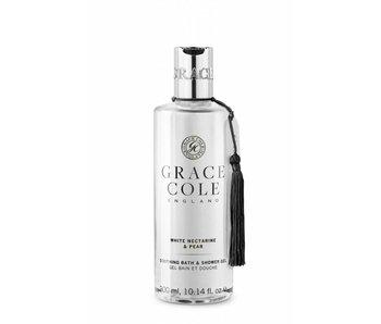 Grace Cole Boutique Bath & Shower Gel White Nectarine & Pear