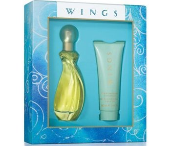 Giorgio Beverly Hills Wings Giftset 90 ml a Body Lotion Wings 100 ml