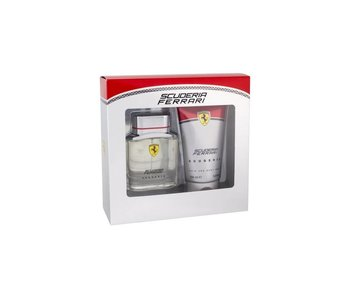 Ferrari Scuderia Giftset 75 ml a Shower gel Scuderia 150 ml