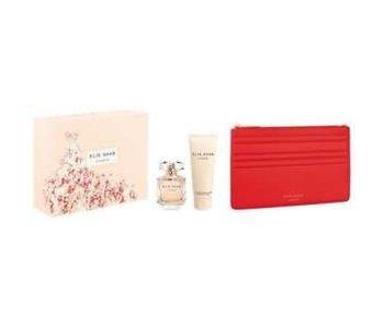Elie Saab Le Parfum Giftset Edp Spray 50ml Body Lotion 75ml Mini Pouch