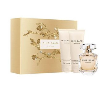 Elie Saab Le Parfum Giftset EDP Spray 50 ml + Bodylotion 75 ml + Shower Cream 75 ml
