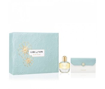 Elie Saab Girl Of Now Giftset Edp Spray 50ml Pouch Bag