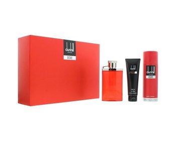 Dunhill Desire for a Men Giftset 100 ml, deospray 195 ml a Shower gel 90 ml
