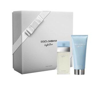 Dolce & Gabbana Light Blue 25 ml eau de toilette + 50 ml body cream